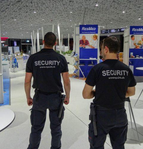 Bewachungsdienste